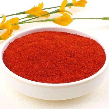 Herbs and Spice Natural sweet dried red paprika powder